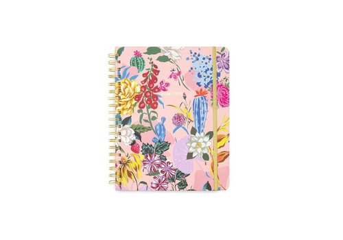 "2018-2019 ""Garden Party"" Large Planner by Ban.do"