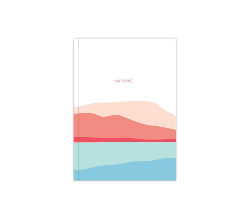 """Carnet de notes """"Montréal"""" par Marlone"""