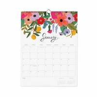 "Calendrier de rendez-vous 2019 ""Bouquet"" par Rifle Paper Co."