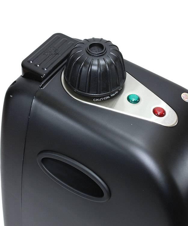 CL362 = GemOro Brilliant Spa Black Diamond Steam Cleaner
