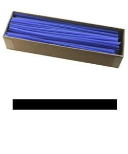 CA695-04 = Wax Wire Blue RIBBON 4ga