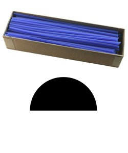 CA791-12 = Wax Wire Blue 1/2 ROUND 12ga