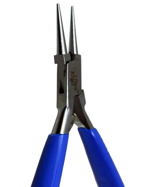 PL2810 = Ultra Ergo Round Nose Pliers 5-3/4''