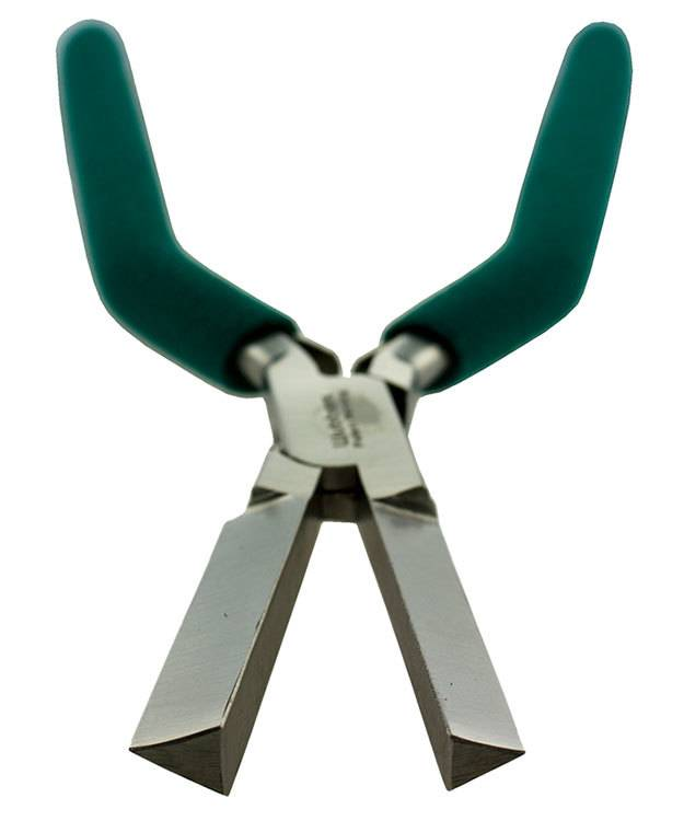 PL6042 = WUBBERS TRIANGLE BAIL MAKING PLIERS MEDIUM