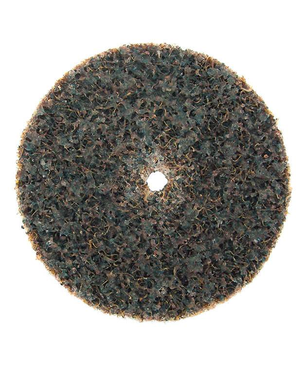 BF9022 = 3M UNITIZED WHEEL 1-1/2'' x 1/4'' COARSE