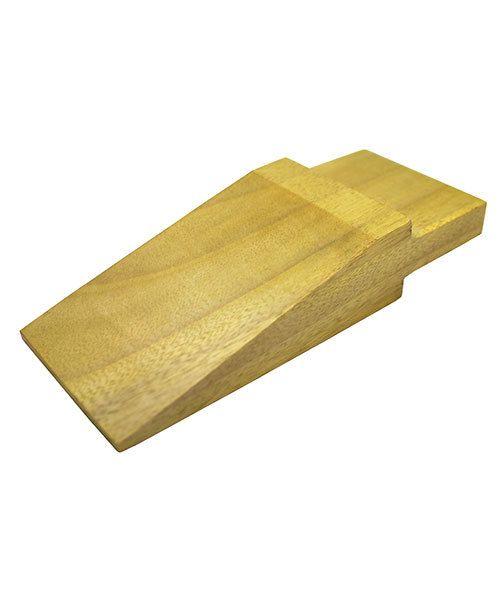 "13.300 = Wood Bench Pin 5 1/2"" x 2 1/8"""
