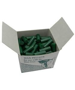 Du-Matt 21.0951-07 = WAX GUN GREEN WAX FOR MATT GUN 130pc