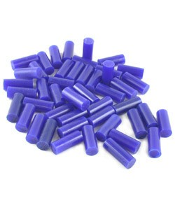 21.0951-06 = WAX GUN BLUE WAX FOR MATT GUN 130pc