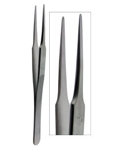 Dumont TW3651 = TWEEZER ANTIMAGNETIC DUMONT #1 STAINLESS STEEL