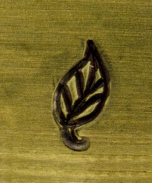 PN5032 = ALTERNATIVE DESIGN STAMP - Leaf