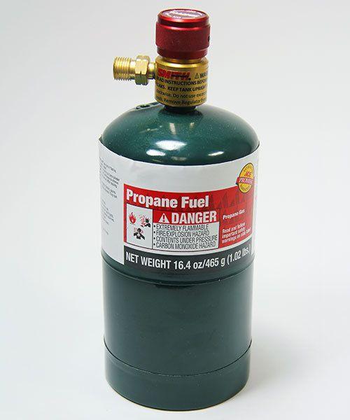 14.042 = Smith Propane Regulator for Disposable Tanks