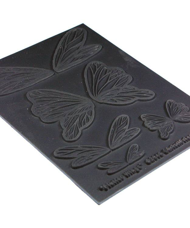 PN4741 = Texture Stamp - Flutter Wings by Christi Friesen