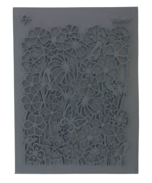 PN4707 = Texture Stamp - Bloomin' by Lisa Pavelka