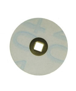 "10.01120 = Aluminum Oxide Magnum Snap On Sanding Disc Fine 7/8"" dia (Pkg of 100)"