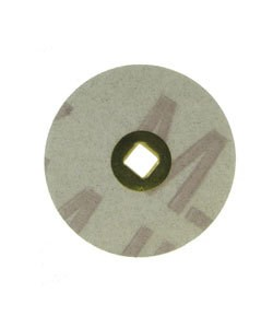 10.01123 = Aluminum Oxide Magnum Snap On Sanding Disc Medium 7/8'' dia (Pkg of 100)