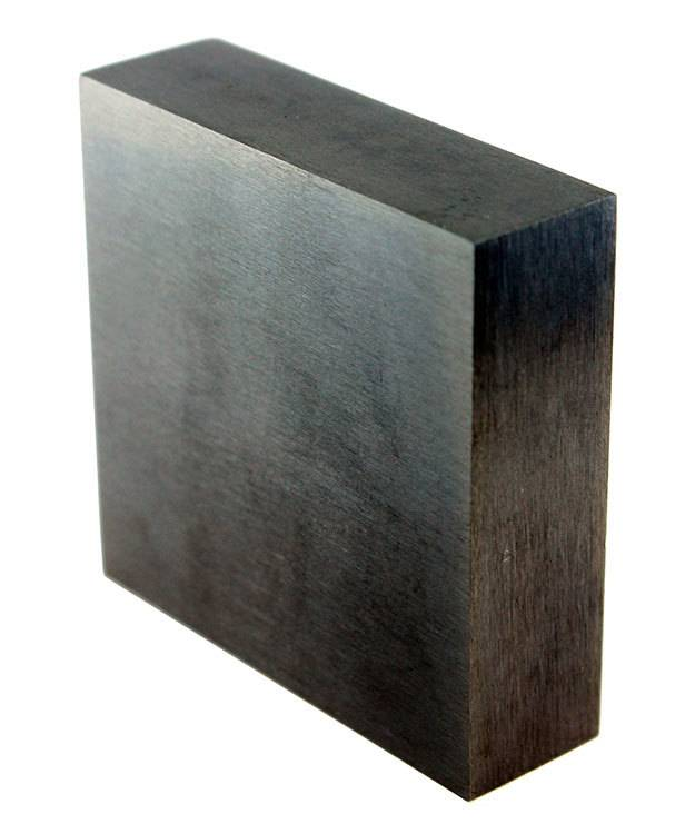 12.317 = Steel Bench Block Anvil 2-1/2'' x 2-1/2'' x 3/4''
