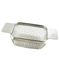 CL1717 = STEEL BASKET for ULTRASONIC CLEANER **CLOSEOUT**
