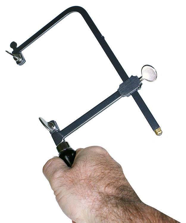 49.704 = Standard Adjustable Saw Frame - 4'' Depth