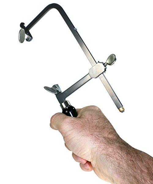 49.703 = Standard Adjustable Saw Frame - 3'' Depth