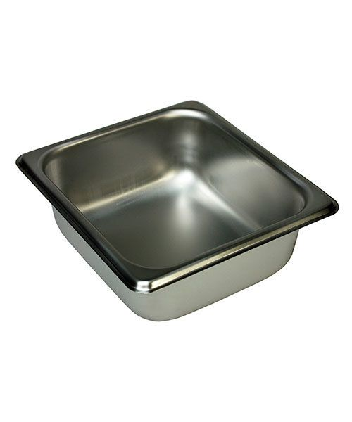 CA2970 = STAINLESS STEEL PAN 7 x 6-1/2 x 2-1/2'' HIGH