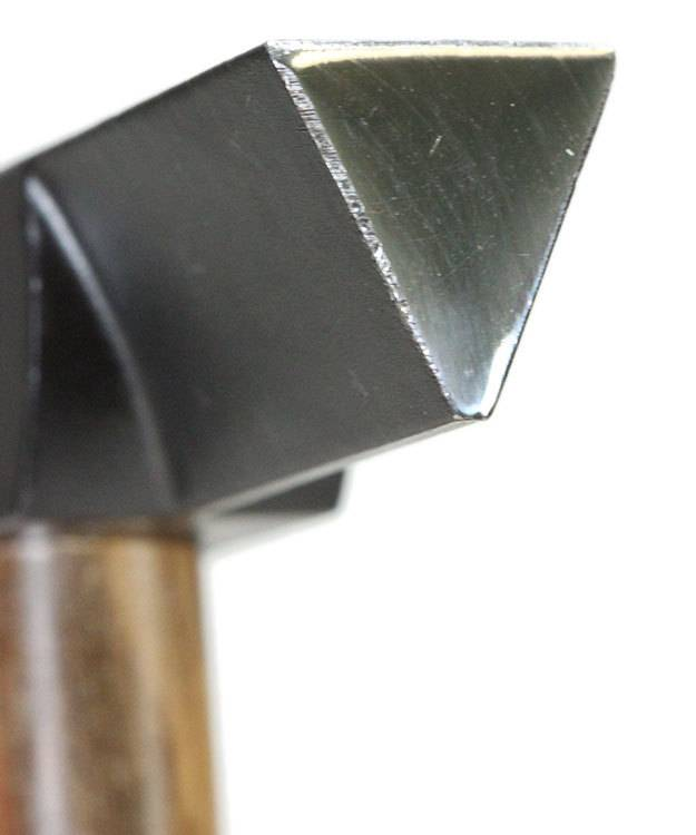 Wubbers HA3853 = Artisan's Mark Triangle Inner Texture Hammer by Wubbers
