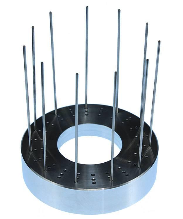 WR120 = Bangle Bracelet Weaver Tool, by Kleshna Handel