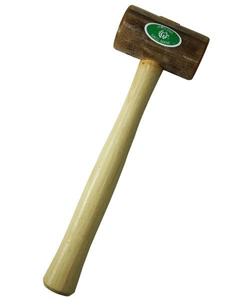 37.703 = Rawhide Mallet by Garland  (1-3/4'' face / 9oz head)