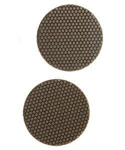 ST7654 = PSA Disc - 3M Diamond Flex Abrasive 800grit - 3/4'' (10pcs) **CLOSEOUT**