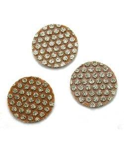 ST7650 = PSA Disc - 3M Diamond Flex Abrasive 60grit - 3/4'' (10pcs) **CLOSEOUT**