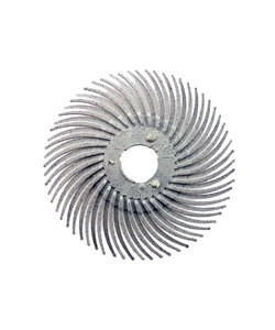 ST3002 = 3M Radial Disc 2''dia WHITE 120grit (Pkg of 3)