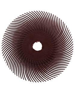 ST3013 = 3M Radial Disc 3''dia RED 220grit (Pkg of 5)