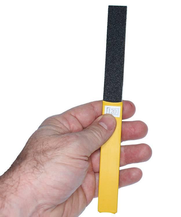 EM1300 = Pro Buff Stick 120 Grit