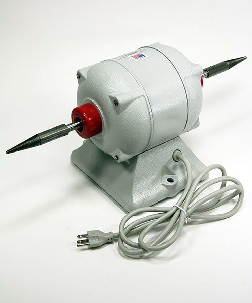 47.114R = POLISHING MOTOR 1/4hp, 2 SPEED REDWING