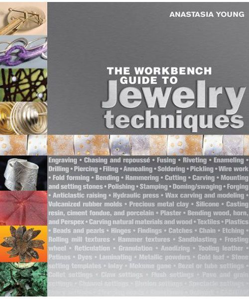 BK5391 = Book - Workbench Guide to Jewelry Techniques, The