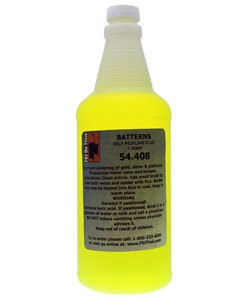 54.408 = Battern's Flux  32oz Bottle