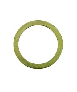 CL312 = BRASS FLAT WASHER for HOFFMAN JEL 3 SIGHT GLASS (Pkg of 2)