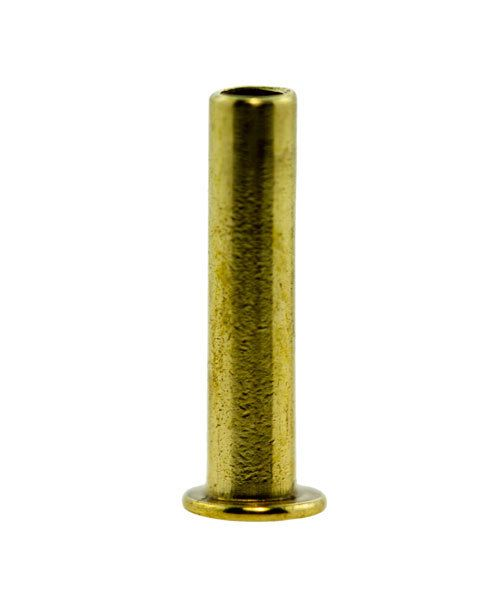 CCBR1137 = BRASS RIVETS 3/32''dia x 13/32'' long for RIVET TOOL (50pcs)