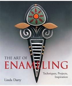 BK5296 = BOOK - ART OF ENAMELING, THE