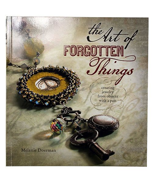 BK5385 = BOOK - ART OF FORGOTTEN THINGS, THE **CLOSEOUT**