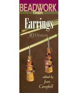BK5167 = BOOK - BEADWORK CREATES: EARRINGS **CLOSEOUT**