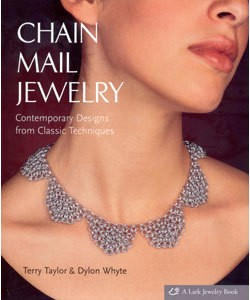 BK5179 = BOOK - CHAIN MAIL JEWELRY