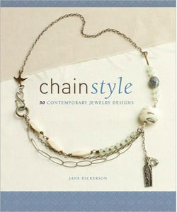 BK5276 = BOOK - CHAIN STYLE: 50 CONTEMPORARY CHAIN JEWELRY DESIGNS