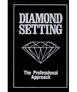 62.450 = BOOK - DIAMOND SETTING by WOODING
