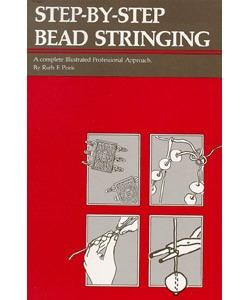 62.463 = BOOK - STEP BY STEP BEAD STRINGING