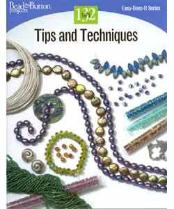 BK5120 = BOOK - Tips and Techniques - Bead & Button **CLOSEOUT**