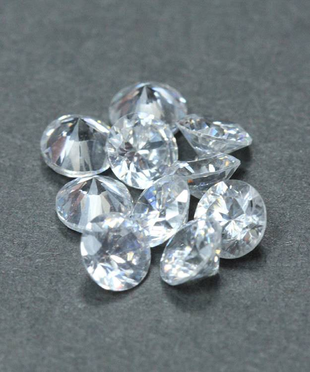 CZRD4.5 = Cubic Zirconia Round 4.5mm (Pkg of 10)