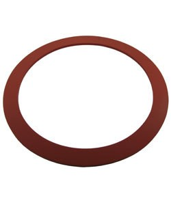 21.817 = CASTING GASKETS SILICONE SEAL for 5'' FLASK