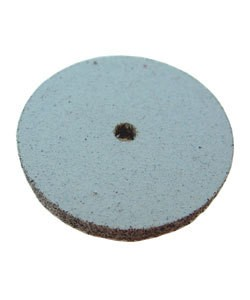 EVE Abrasives 10.01371 = EVE Silicon Abrasives COARSE/WHITE SQUARE EDGE WHEEL 5/8'' (x10)