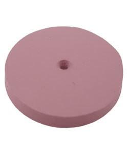 EVE Abrasives 10.01381 = EVE Silicon Abrasives EXTRA FINE/PINK SQUARE EDGE WHEEL 7/8'' (x10)