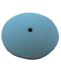 10.01367 = EVE SILICON ABRASIVES FINE/BLUE  KNIFE EDGE WHEEL 7/8'' (x10)